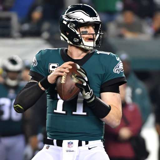 Carson Wentz's career stats are better than some people realize.