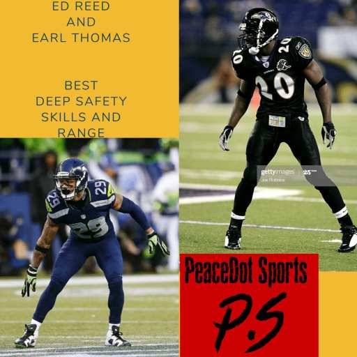 Earl Thomas and Ed Reed were great safeties in the NFL, will Jeff Okudah of the Lions, also be great at cornerback