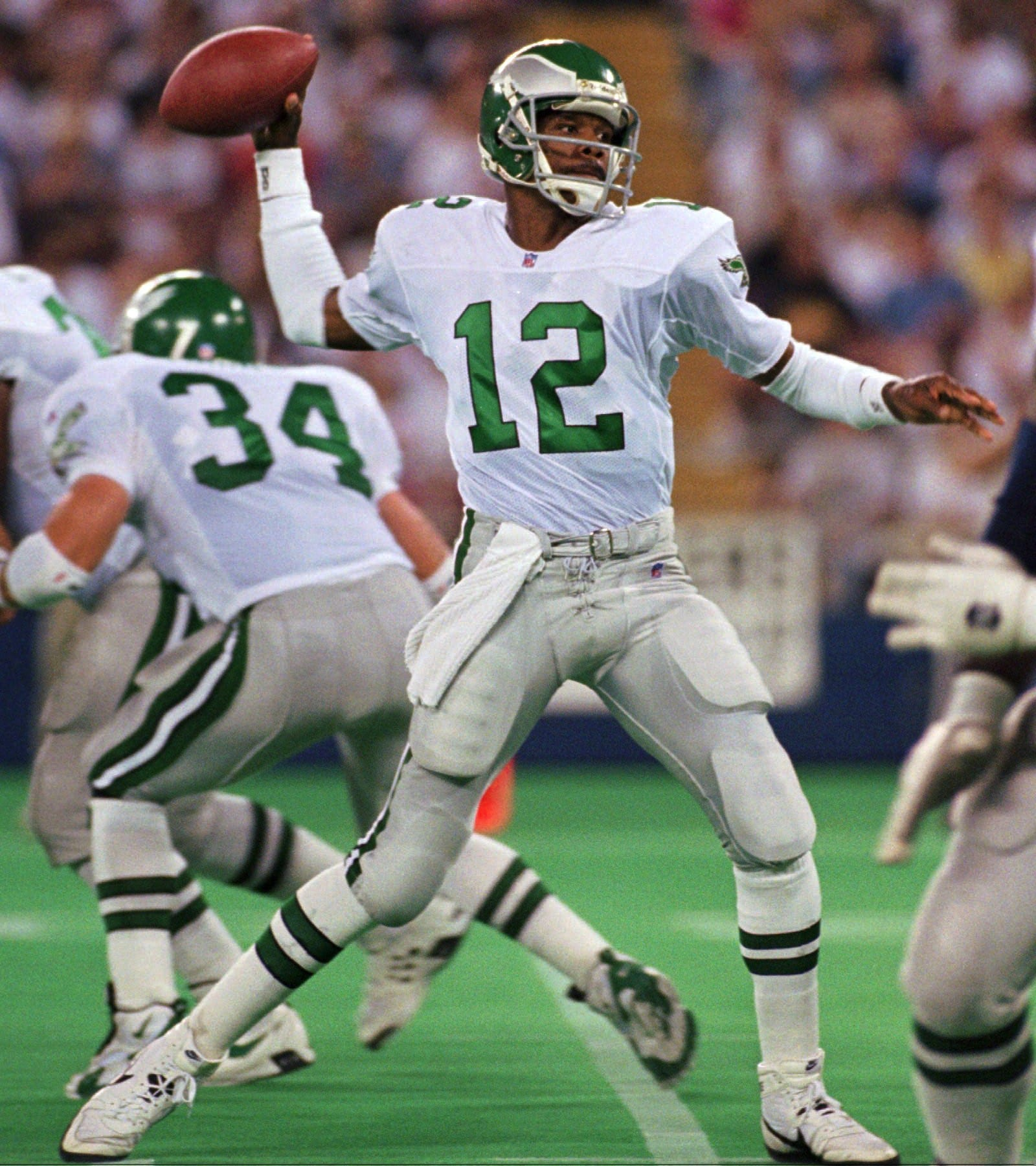 Is Randall Cunningham the best Philly QB ever? via @PhillyWhat