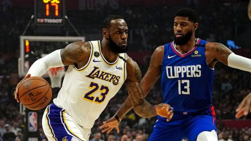 Lebron James and Paul George. should the 2020 NBA champions have an asterisk