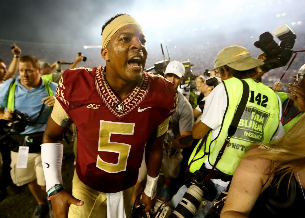 Jameis' Journey to Justification via @PhillyWhat