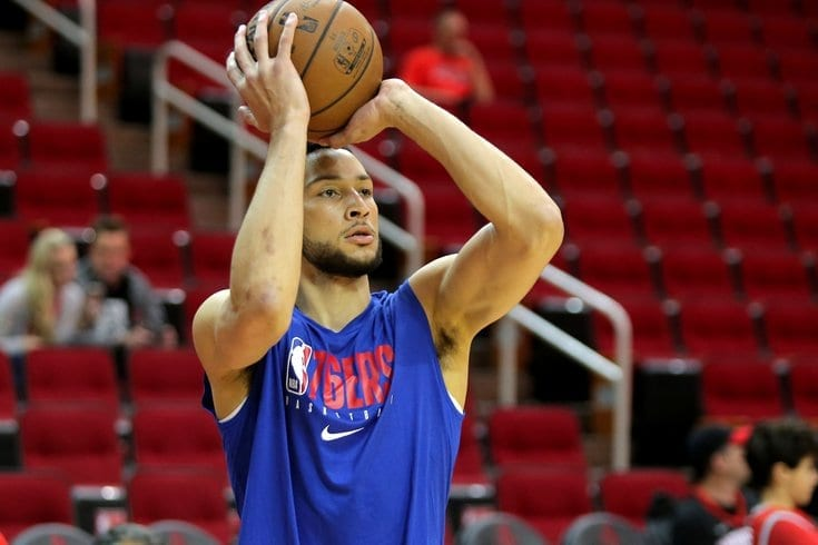 Ben Simmons to the 4 and what it means for the skillset via @PhillyWhat