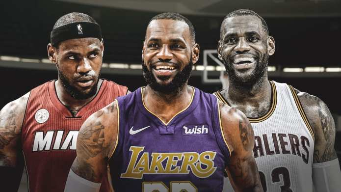 Lebron is the best 3 ever, But
