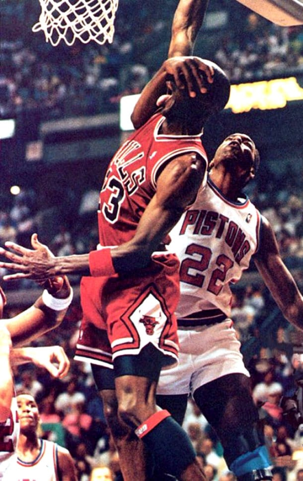 Michael Jordan would have more rings if he played today