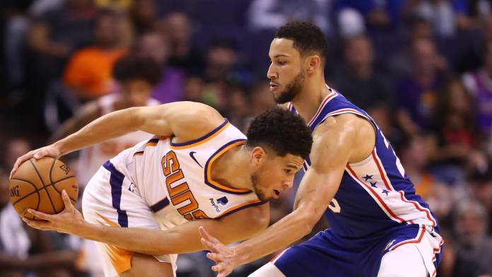 Ben Simmons stats arent displayed defensively but that is the best part of his game.