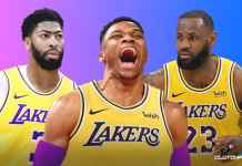 Russell Westbrook joins Lakers