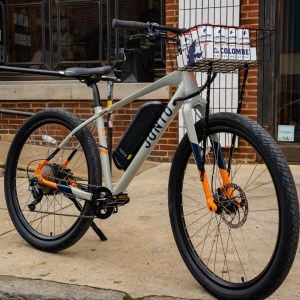 JUNTO Electric Bikes Hero Shot