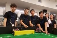 Princeton Soccer Robots