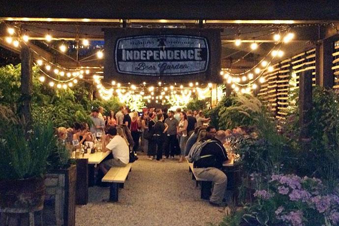 Best Bars For Outdoor Drinking in Philadelphia, 2017 ... on Best Backyard Bars id=98484