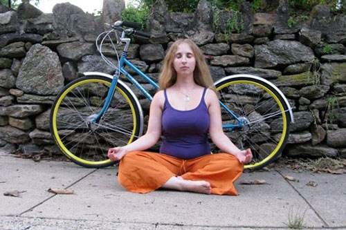 Yoga for Cyclists