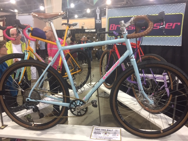 Breismeister Bicycles: Just For You