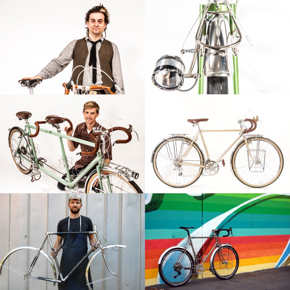 The Integrated Bicycle
