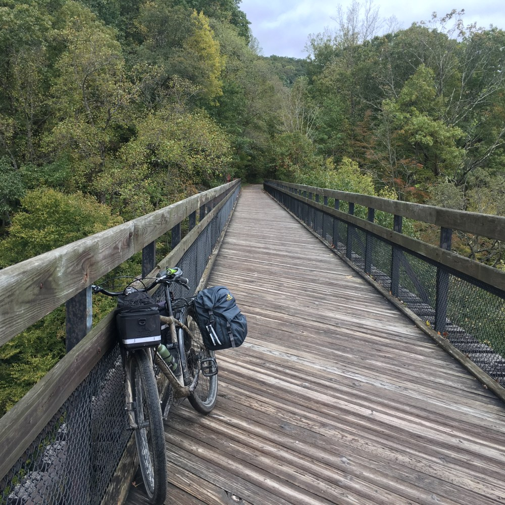 Pittsburgh to DC – Adventures on The GAP Trail
