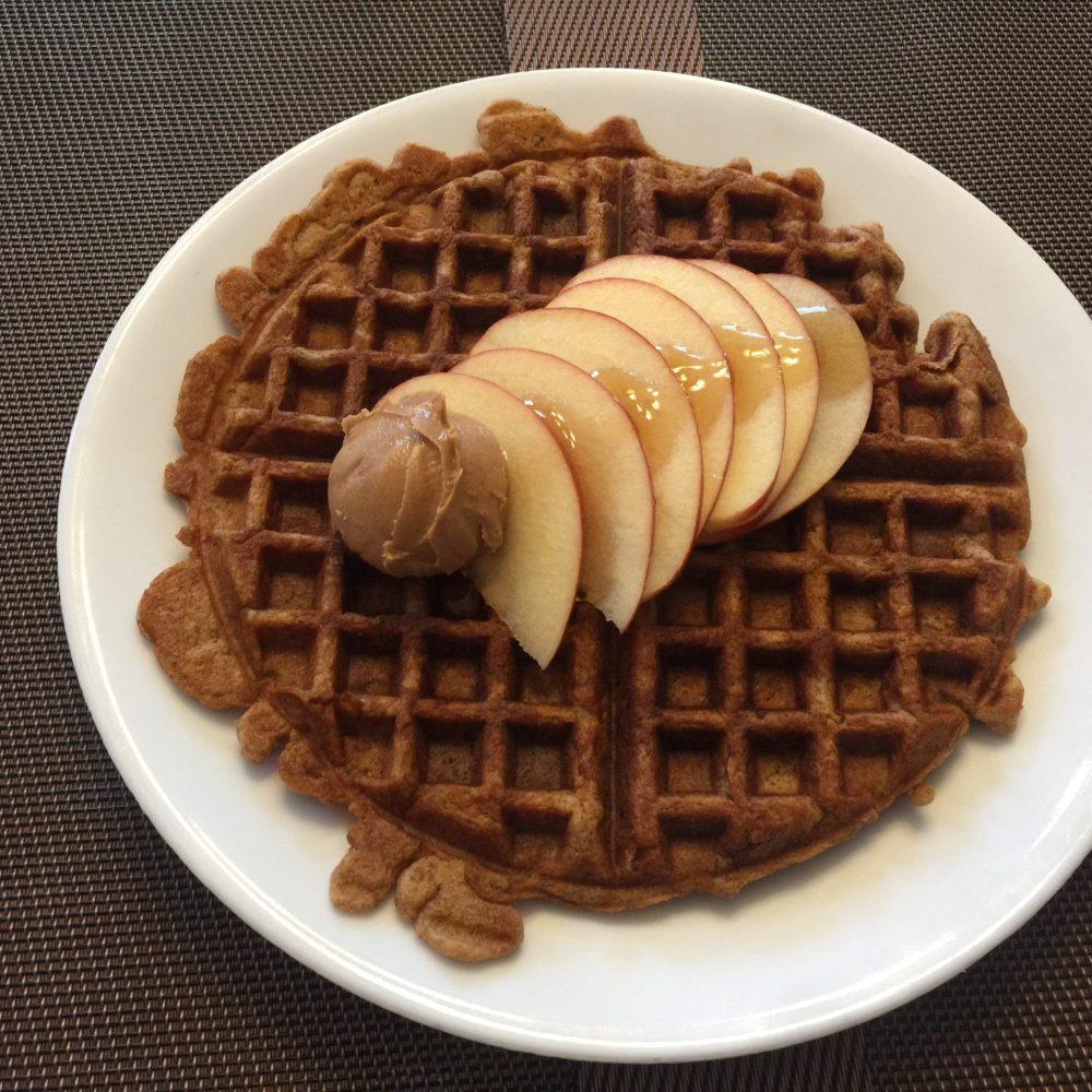 PBE Recipes: Sweet Potato Waffles