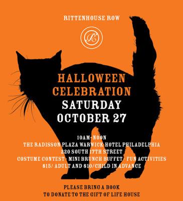 Event: Rittenhouse Row annual Halloween Celebration 10/27/12