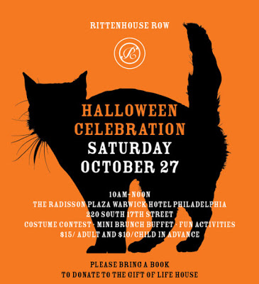 Event: Rittenhouse Row annual Halloween Celebration 10/27/12