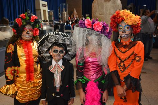 Image result for dia de los muertos festival penn museum