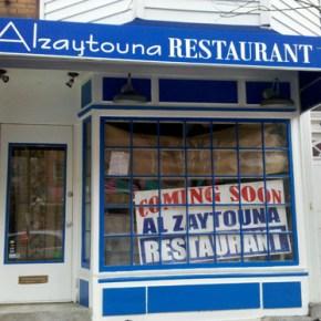 Al Zaytouna – Eastern Mediterranean Restaurant in the Italian Market