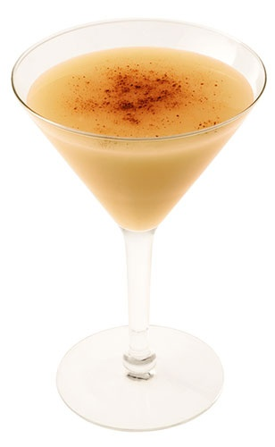 image: Pumpkin Pie Cocktail