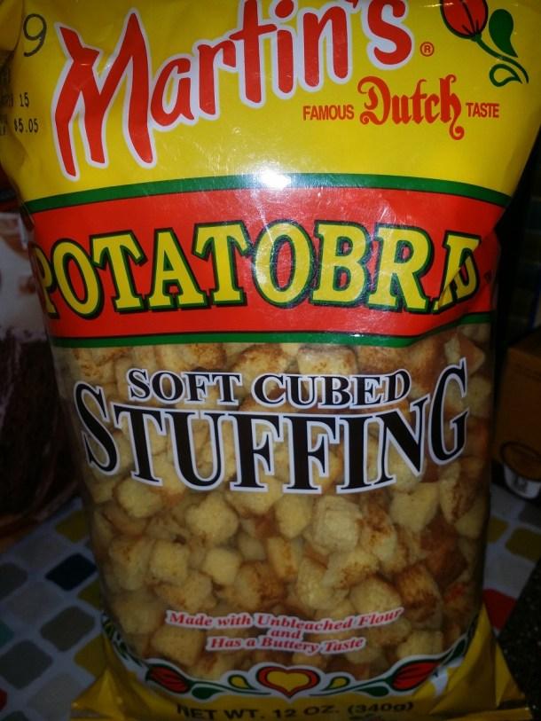 Martin's Potatobred Soft Stuffing Cubes