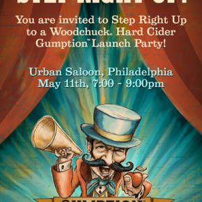 Gumption Hard Cider Launch Party at Urban Saloon