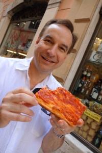 Marty F. of Pizza Quixote