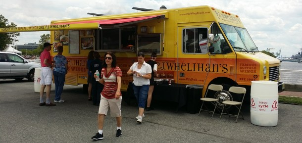 PJ Whelihan's Wing Truck