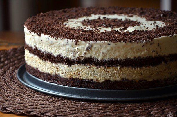The Olde Fashioned Ice Cream Cake by Beese Knees