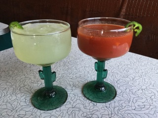 Cafe Ynez Margaritas on National Tequila Day