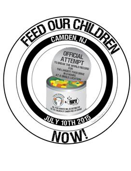 Feed Our Children Now Food Drive Camden NJ