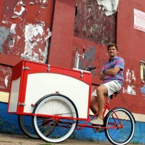 "HubBub Coffee To Launch Mobile Cold Brew Coffee ""Trikes"" This Sunday, July 12"