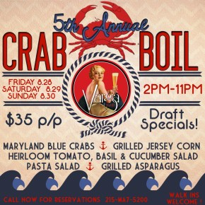 Clambakes & Crab Boils Oh My!