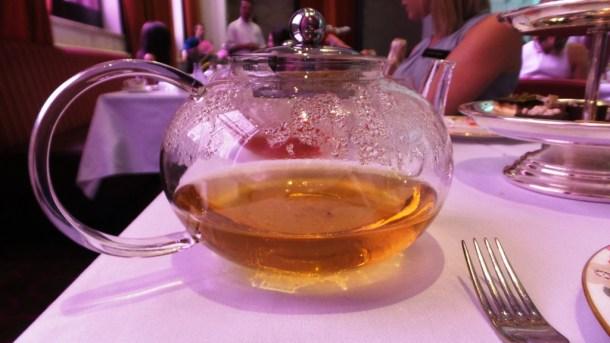 Orange Blossom Green Tea