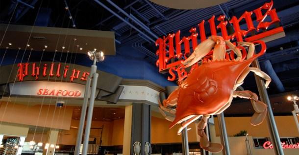 Phillips Seafood Atlantic City