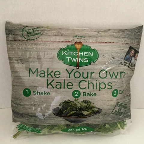 Make Your Own Kale Chips Kit