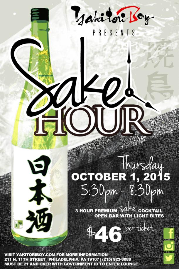 Sake Hour Yakitori Boy