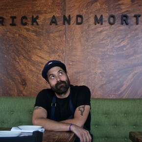 Chef Brian Ricci of Brick & Mortar To Pair Indian Inspired Dishes with Brooklyn Brewery Beers