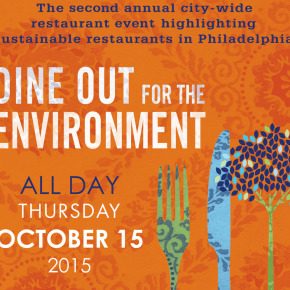 Dine Out for the Environment Showcases Sustainable Restaurants Around the Region