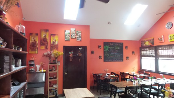 The Dining Room at El Tule Lambertville NJ