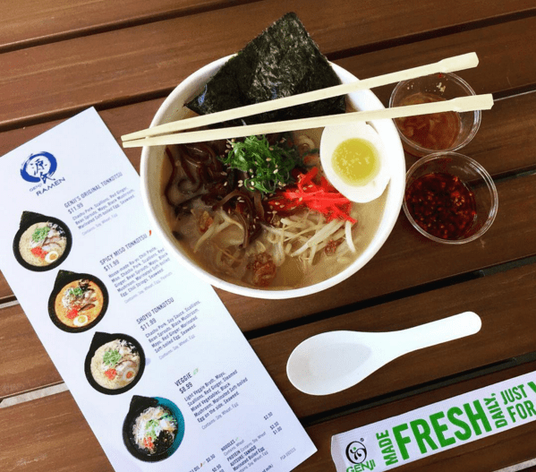 Genji Brings Authentic Japanese Ramen To Whole Foods Market In