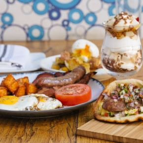 Opa Launches Brunch This Sunday Plus New Fall Menu