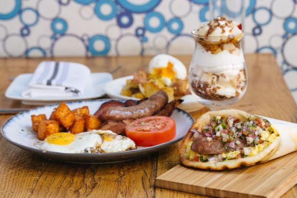 Opa Greek-Style Breakfast