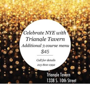 NYE at Triangle Tavern