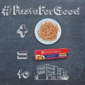 San Giorgio #PastaForGood Campaign To Benefit Philabundance