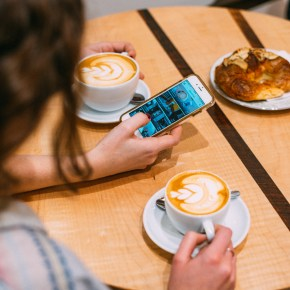 Coffee-Based Mobile App, CUPS, Launches In Philly Next Week