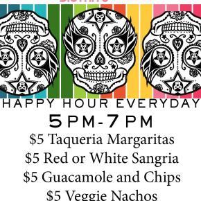 Distrito Taqueria Announces $5 Happy Hour