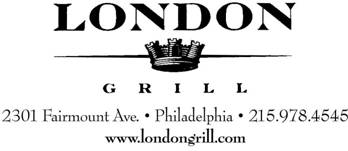 London Grill Philadelphia