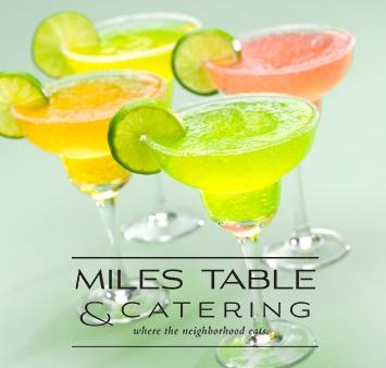 Miles Table Free Margarita