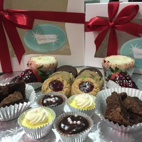 Ramona Susan's Bake Shop Valentine's Day Delivery