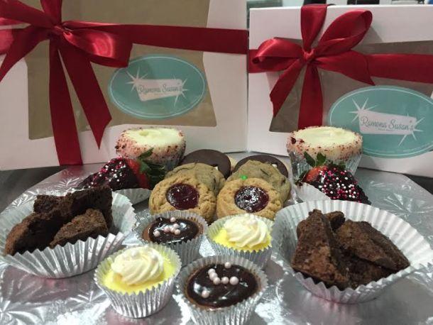 Ramona Susan's Bake Shop Valentine's Treats